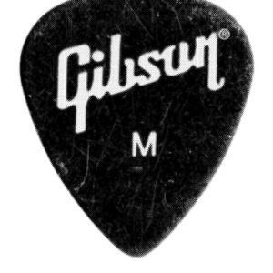 Plectrum medium Gibson #01