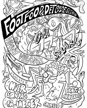 Footfood & Det Gode Selskab