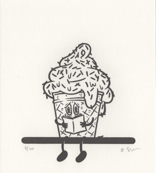 Ice Cream III Sad News