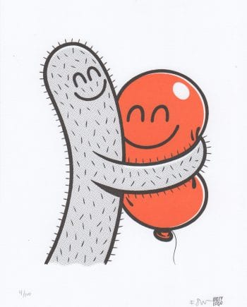 Klem (Hug, orange version)