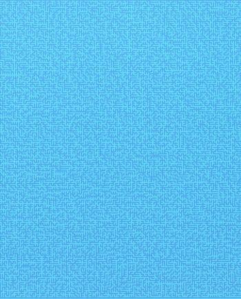 Maze Blue 141x201