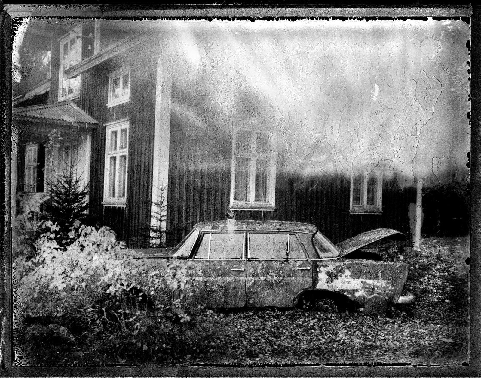 Polaroid Pictures XVIII