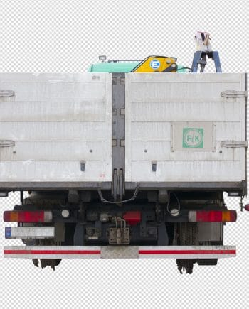 Feed truck transparency