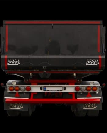 Rocks truck black