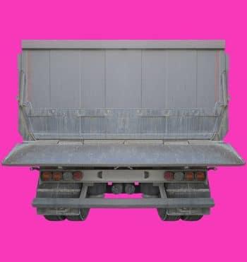 Rocks truck magenta