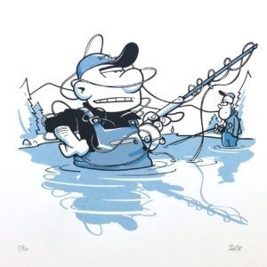 Fisketur Blue
