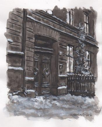 Pilestredet 30, Kristiania
