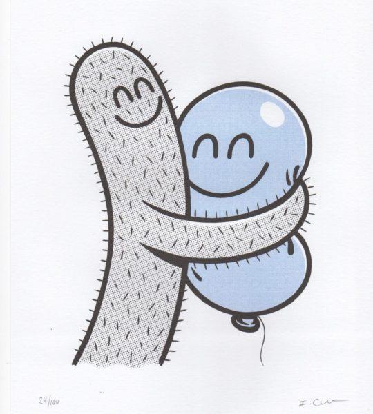 Klem (Hug pale blue version)