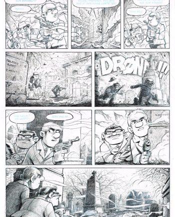 Spøkelseståken (Ghost Fog) page 5