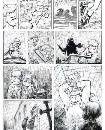 Spøkelseståken (Ghost Fog) page 6