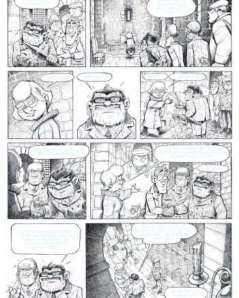 Spøkelseståken (Ghost Fog) page 8