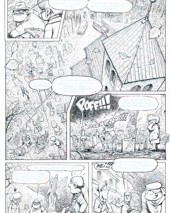 Spøkelseståken (Ghost Fog) page 18