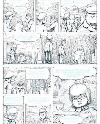 Spøkelseståken (Ghost Fog) page 19