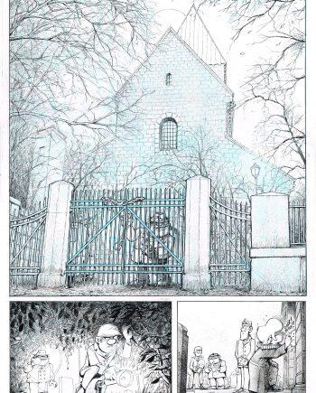 Spøkelseståken (Ghost Fog) page 22