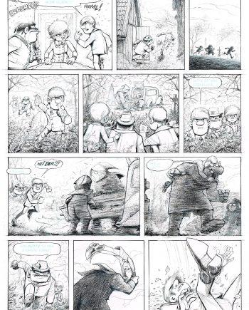 Spøkelseståken (Ghost Fog) page 45