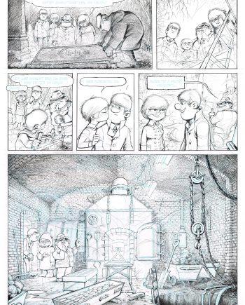 Spøkelseståken (Ghost Fog) page 48