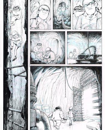 Spøkelseståken (Ghost fog) page 54