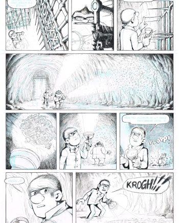 Spøkelseståken (Ghost fog) page 55