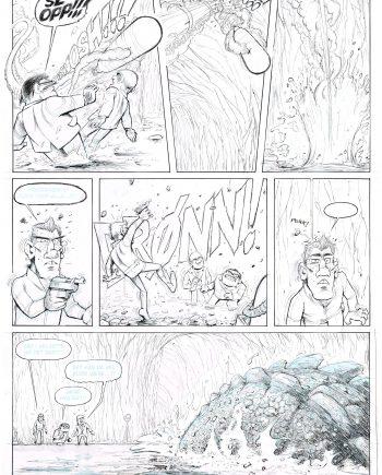 Spøkelseståken (Ghost fog) page 58