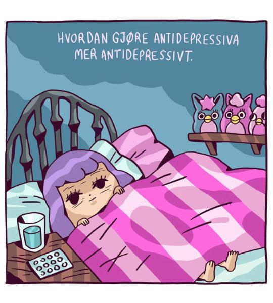 Antidepressiva I