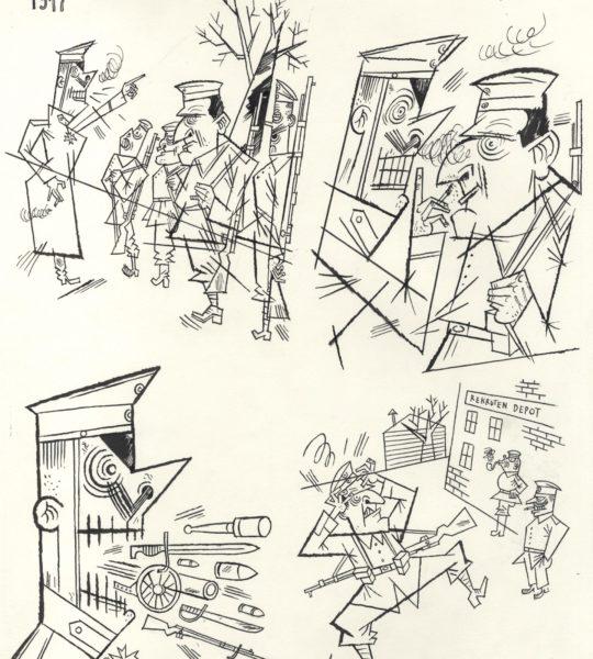 Grosz Dekadense (Grosz Decadense) Page 11