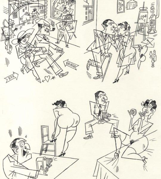 Grosz Dekadense (Grosz Decadense) Page 33