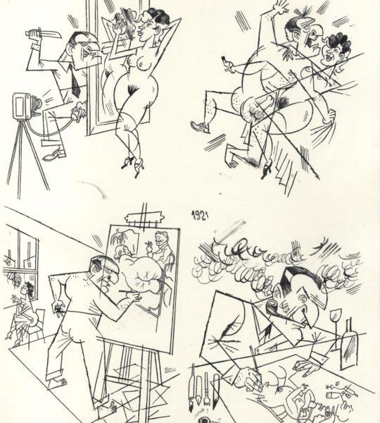 Grosz Dekadense (Grosz Decadense) Page 34