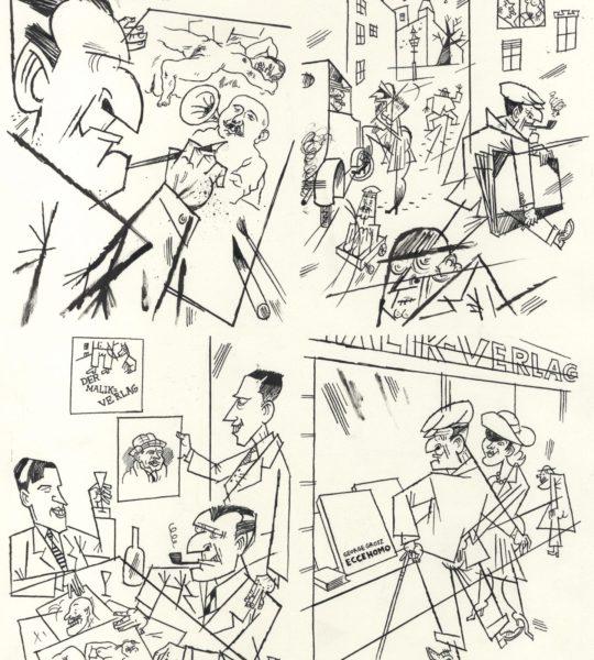 Grosz Dekadense (Grosz Decadense) Page 35