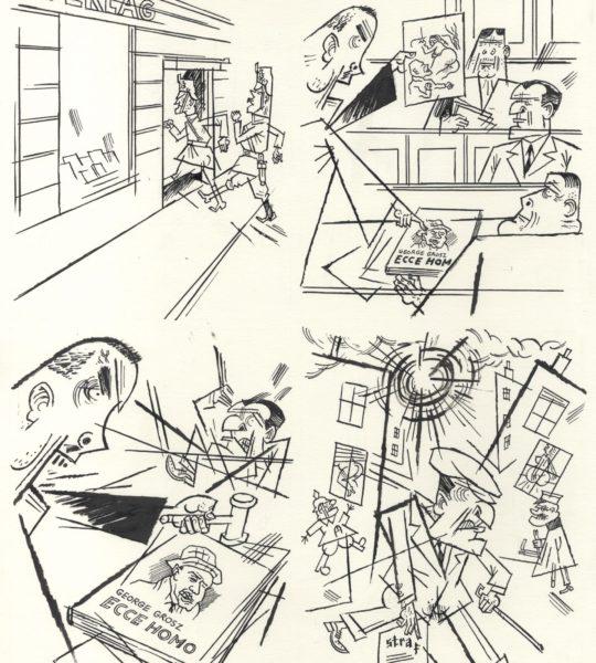 Grosz Dekadense (Grosz Decadense) Page 36