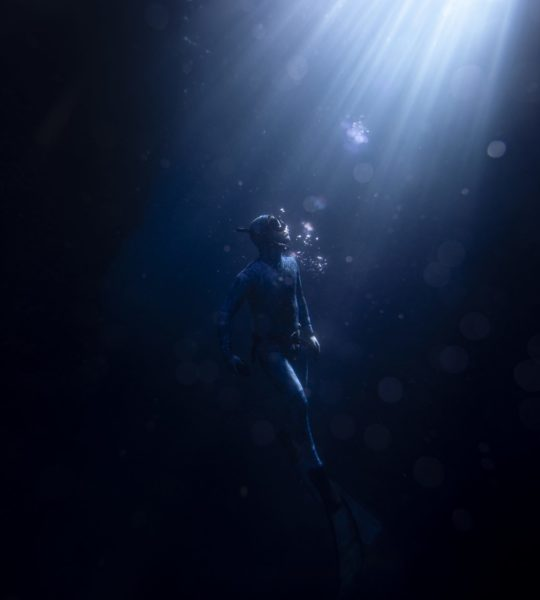 Light II, Big Blue #I