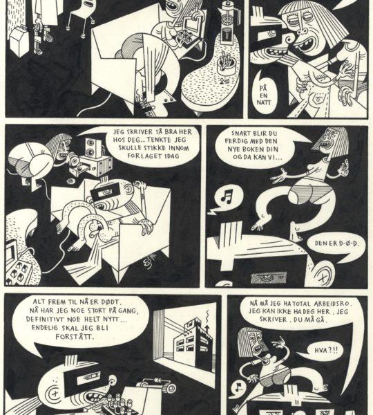 Matje Feltpoeten (Matje the Field Poet) Page 49